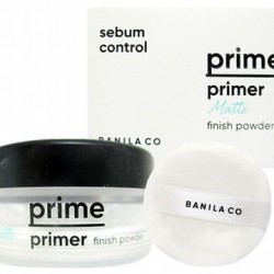 Banila Co. Prime Primer Finish Powder 修顏定妝控油蜜粉 12g