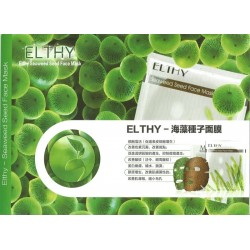 Elthy 海藻種子面膜 5片