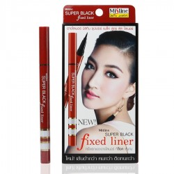 Mistine Super Black Fixed Liner 紅管眼線筆