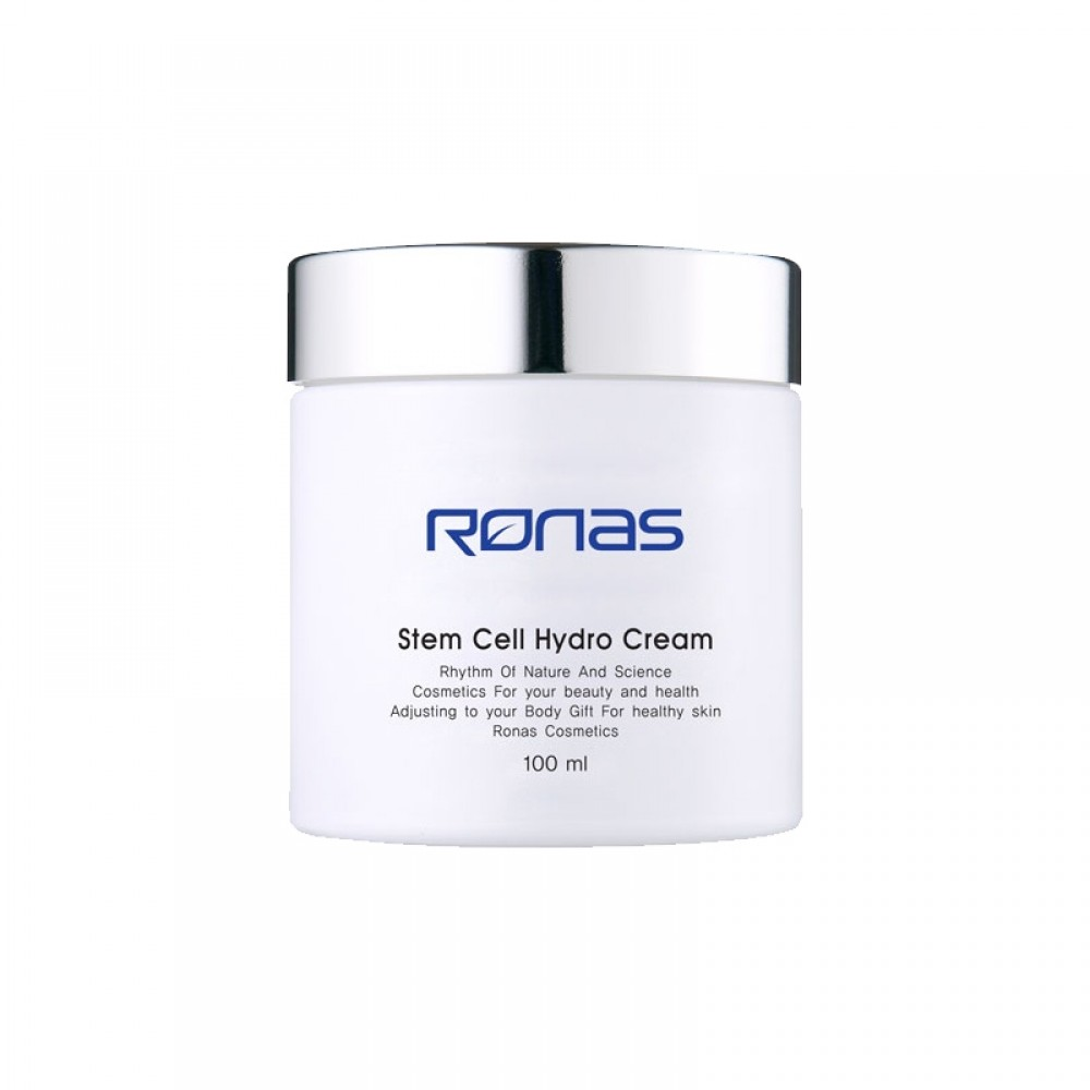 Ronas幹細胞水份霜Stem Cell Hydro Cream 100ML