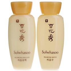 雪花秀滋陰水乳 Sulwhasoo Essential Balancing Emulsion 15ML*2