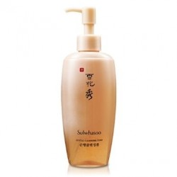 雪花秀順行潔顏油Sulwahsoo Gentle Cleansing Oil 200ML